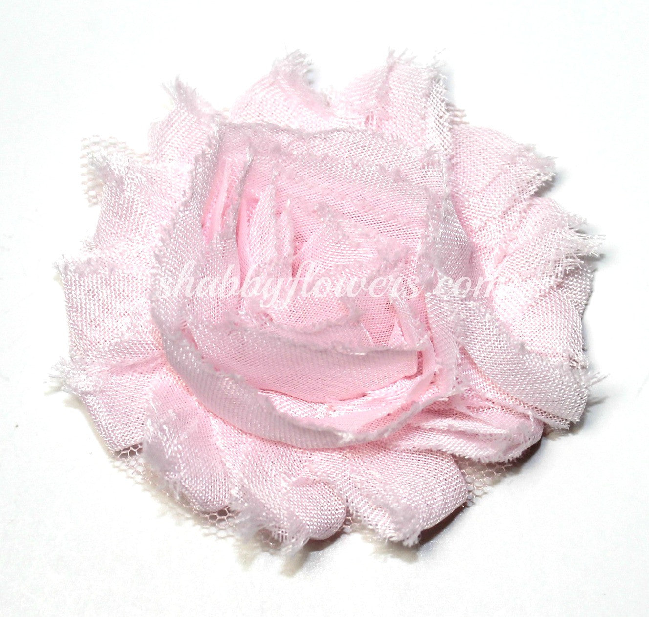 Shabby Flower - Pale Pink - shabbyflowers.com