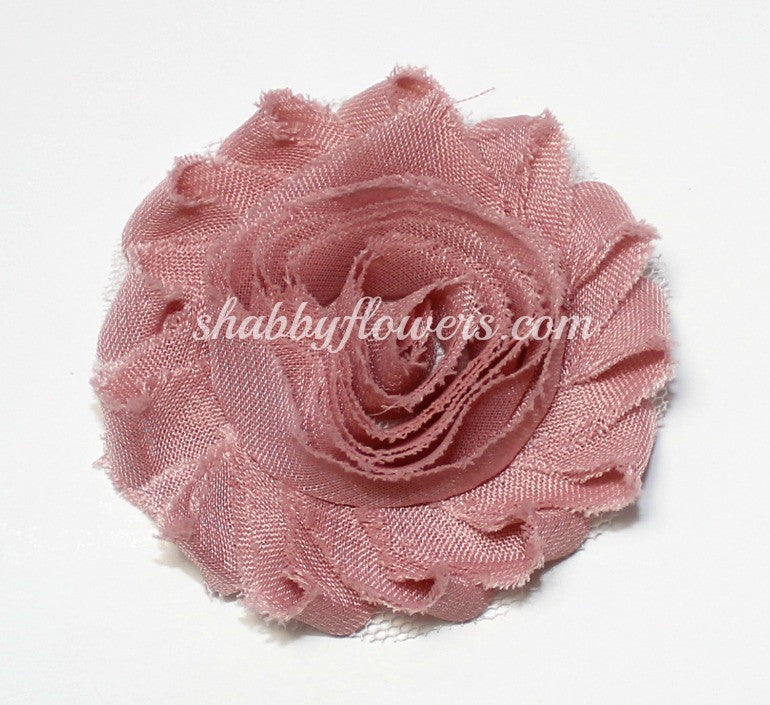 Shabby Flower - Pink Blush - shabbyflowers.com