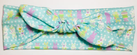 Knot Headband - Easter - Size Regular