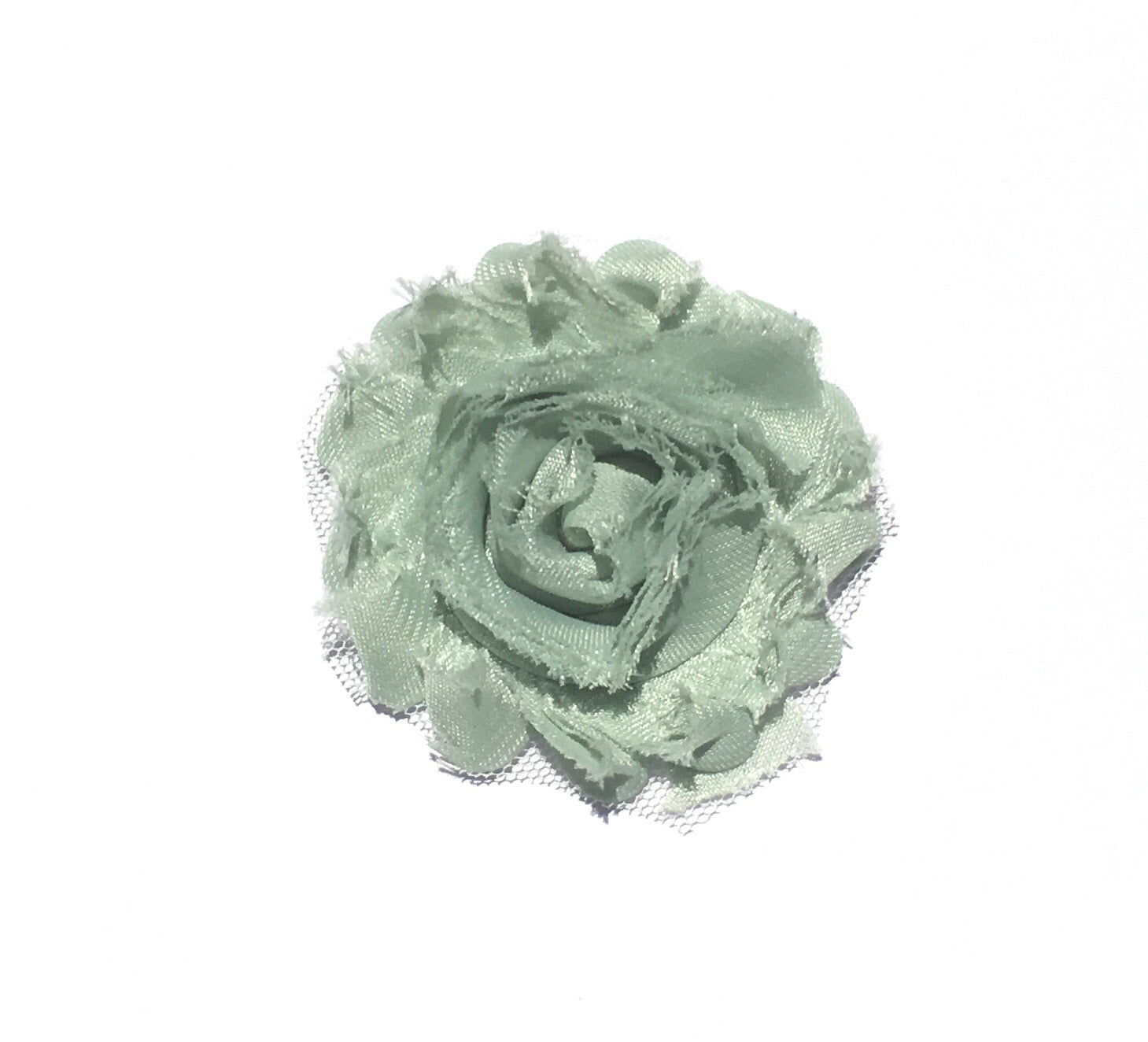 Shabby Flower - Woodland Green