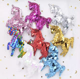 Reversible Sequin Padded Unicorn - Choose Your Color - shabbyflowers.com