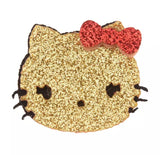 Hello Kitty Glitter Applique - shabbyflowers.com