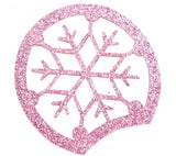 Snowflake Mouse Ears - Light pink
