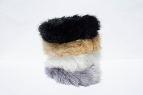 Fur Scrunchie - Choose Your Color