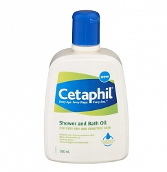 CETAPHIL Shower & Bath Oil 500ml