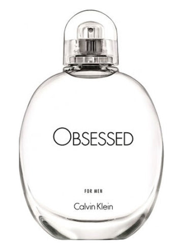 CK Obsessed M EDT 125ml