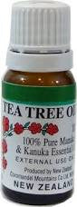 TEA TREE OIL 10ML NZCM