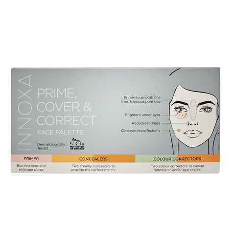 INN Prime Cover & Correct Pal. 105g