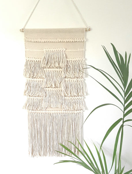 dreamer knitted wall hanging - The boho gypsea