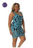 Baroque Dress Plus Size - Boujie Empire™