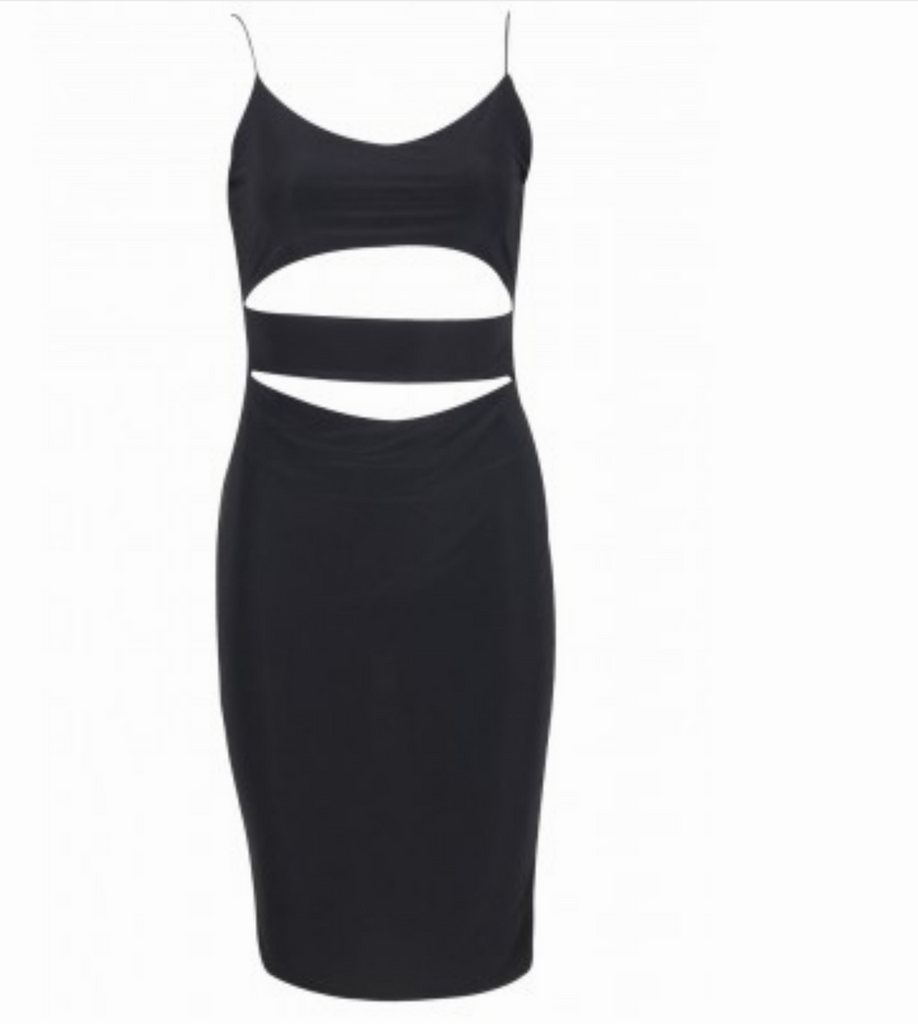 Celebrity/Blogger Inspired Cutout Bodycon Dress - Boujie Empire™
