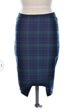 Plaid Skirt - Boujie Empire™