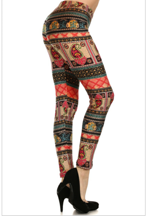 Velour Leggings - Boujie Empire™