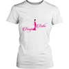 Boujie Babe Fuschia Graphic T Shirt - Boujie Empire™