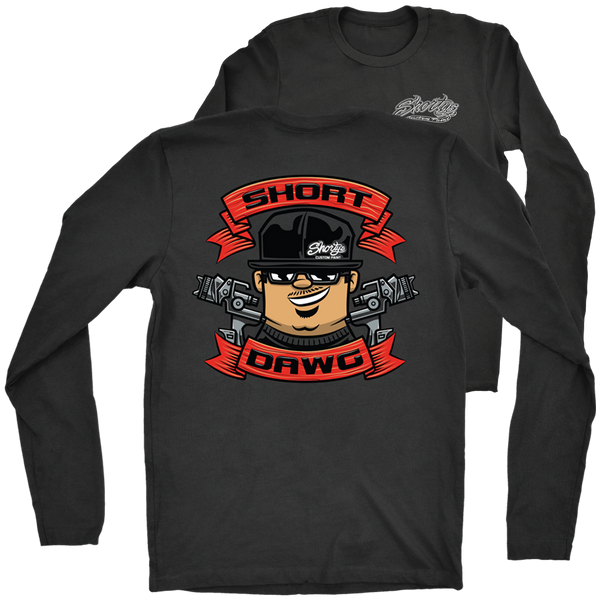 Men's Long Sleeve Short Dawg T-Shirt