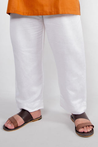 Harem Pants (White)