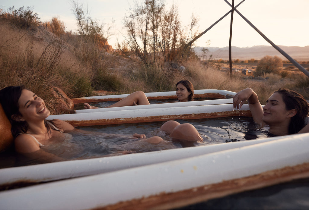 The Healing Power of Hot Springs