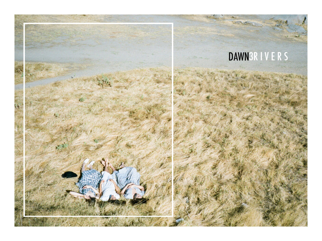 Dawn on the Road: Three Rivers