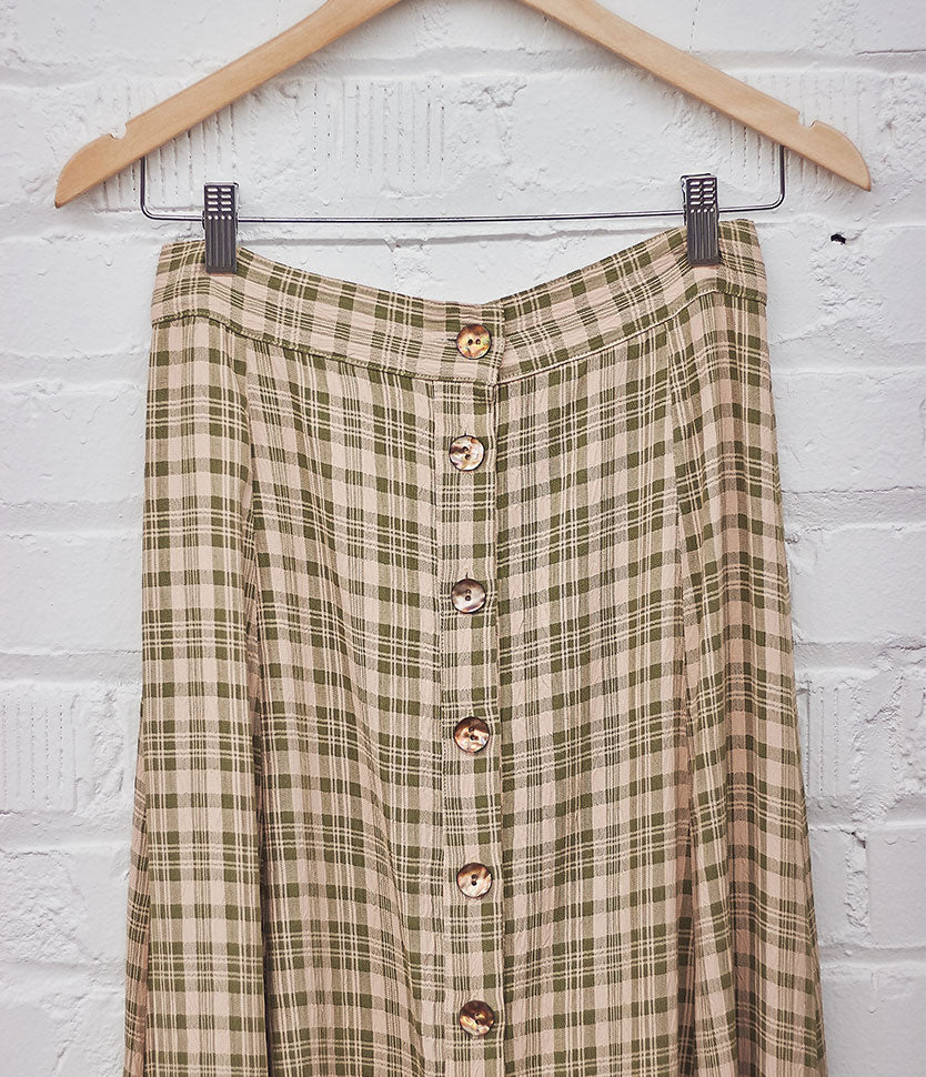 Lemongrass Plaid | 1