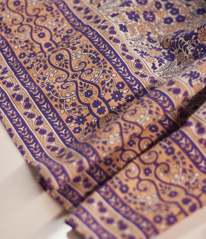 Indian Floral Cotton | 1