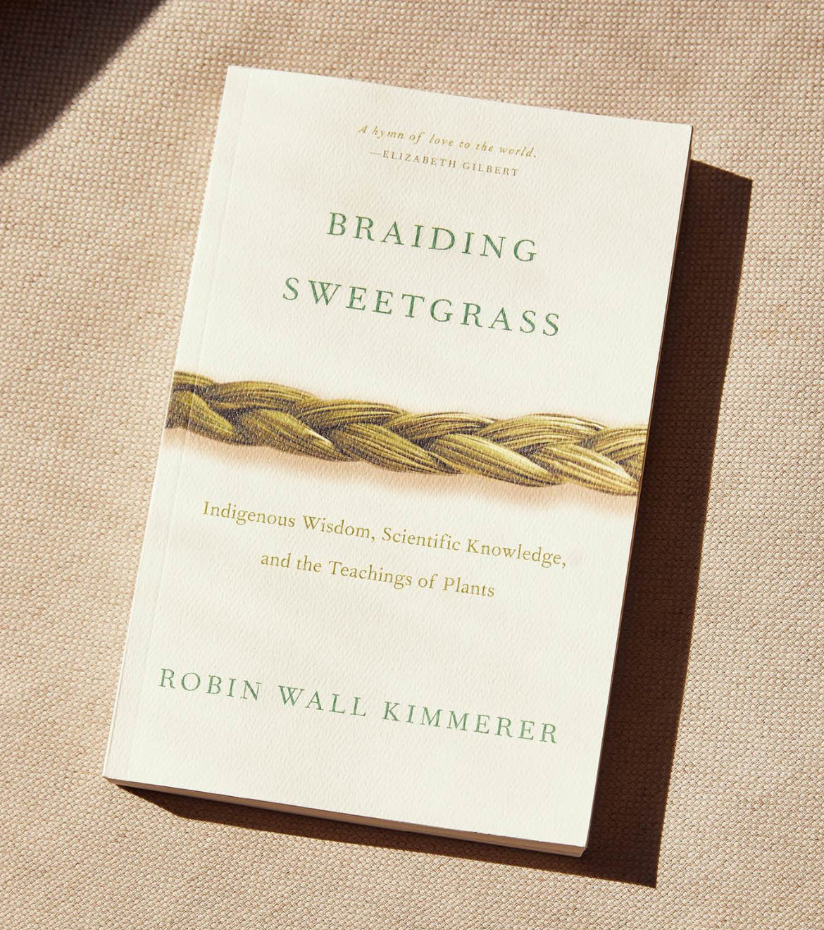 Braiding Sweetgrass: The Interconnectedness of All