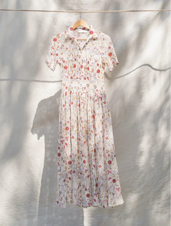 Upcycled dresses