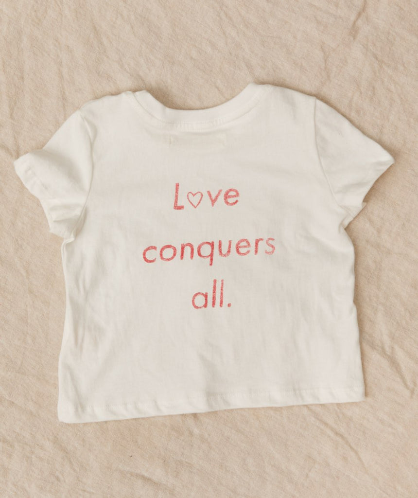 The Love Conquers All Tee
