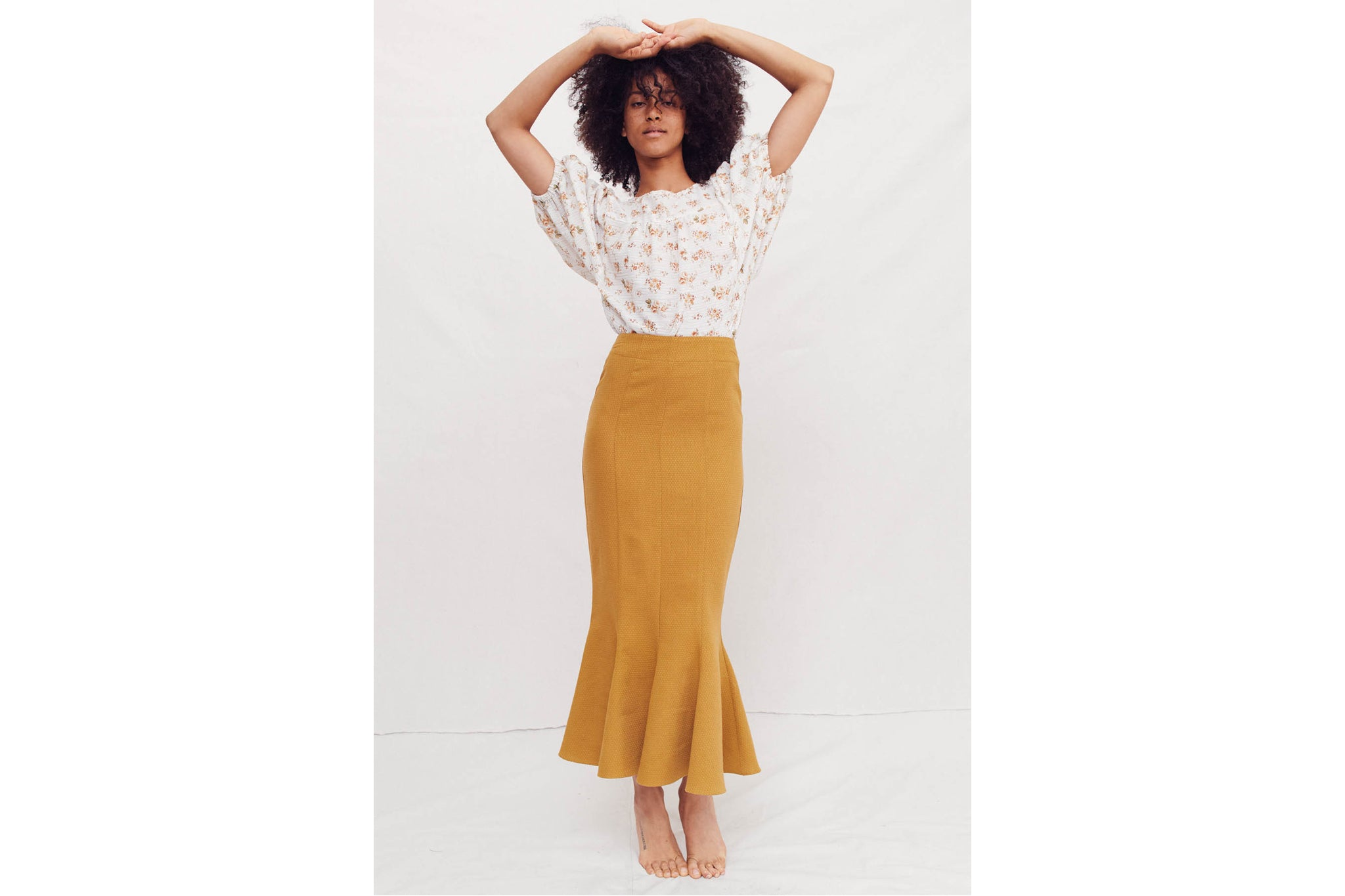 The Alma Skirt | Medallion