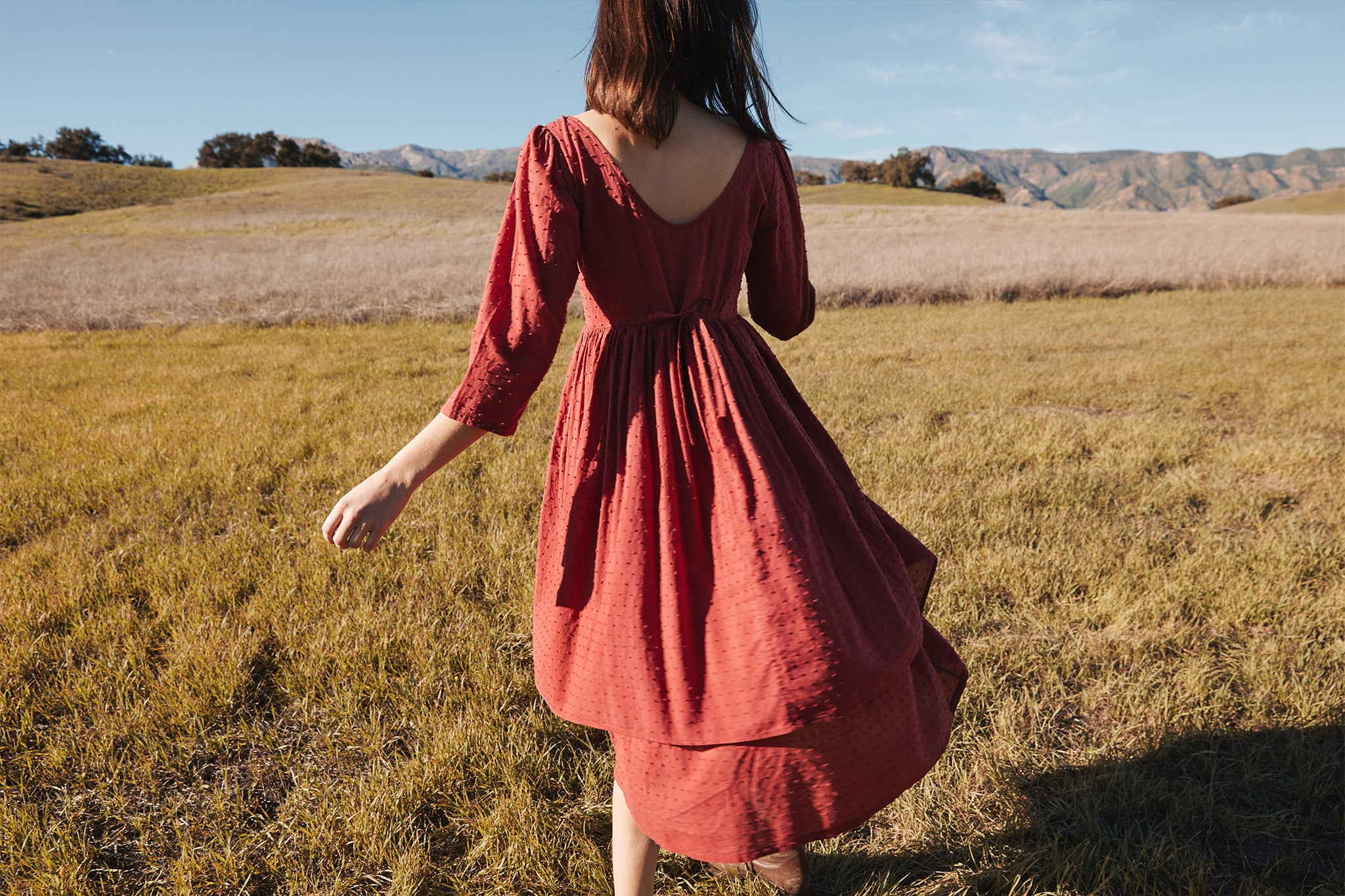 The Amelia Dress | Rouge