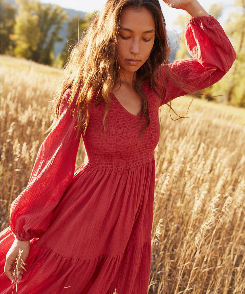The Aimee Dress | Rouge