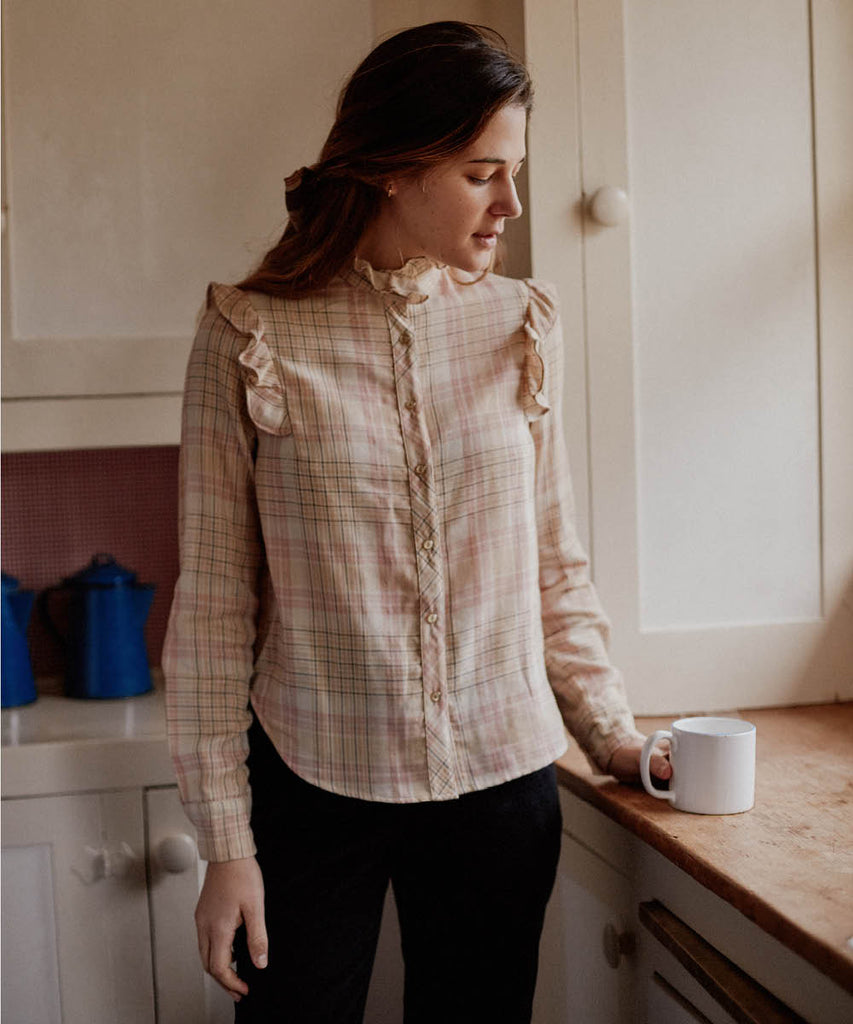 The Annie Top | Petal Checker image 2