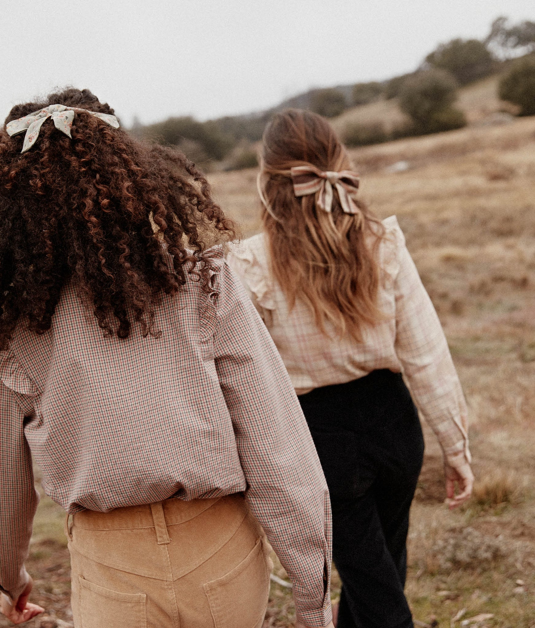 The Annie Top | Petal Checker