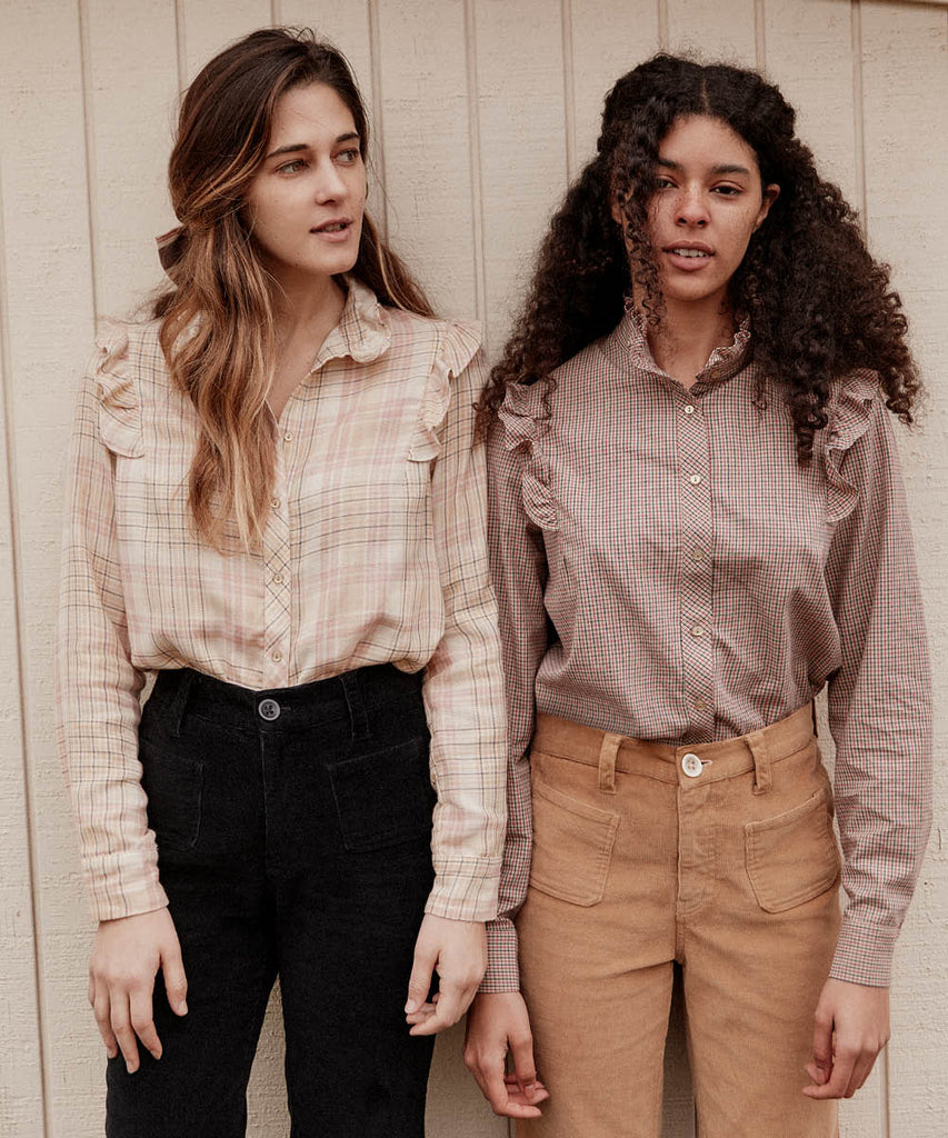 The Annie Top | Petal Checker image 8