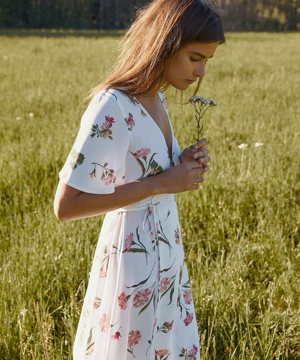 The Anya Dress | Strawflower