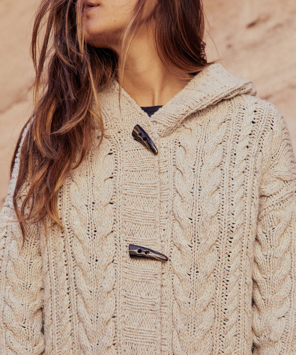The Arlo Sweater | Sandstone