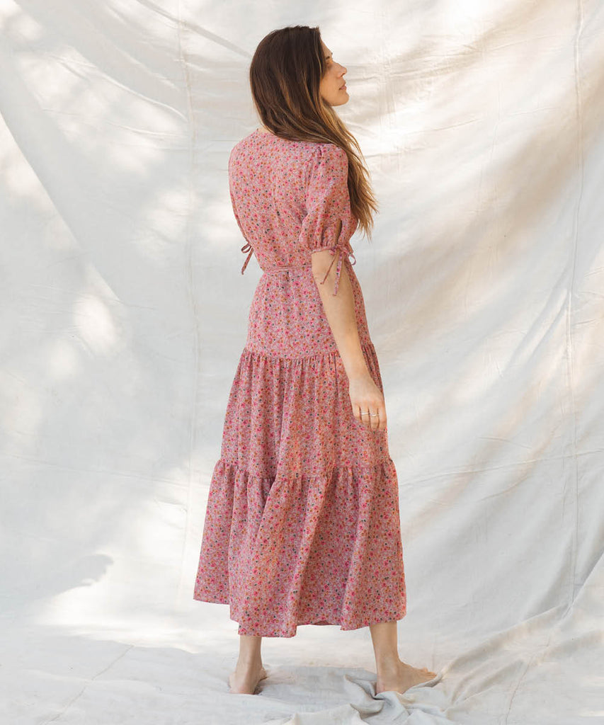 The Augusta Dress | Rosebush (3-of-a-Kind) image 8