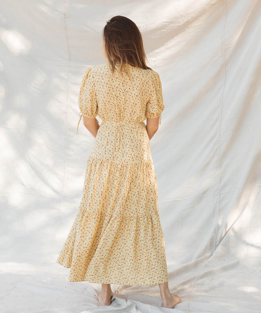 The Augusta Dress | Lemon Vine image 16