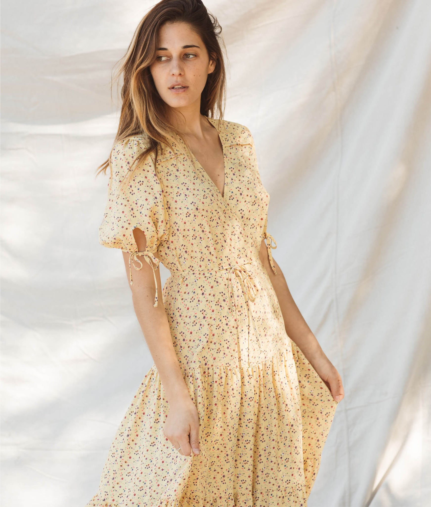 The Augusta Dress | Lemon Vine