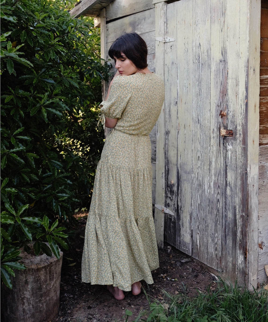 The Augusta Dress | Rose Meadow image 16