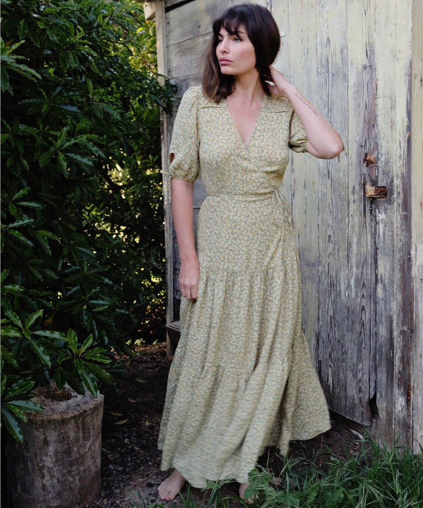The Augusta Dress | Rose Meadow image 18