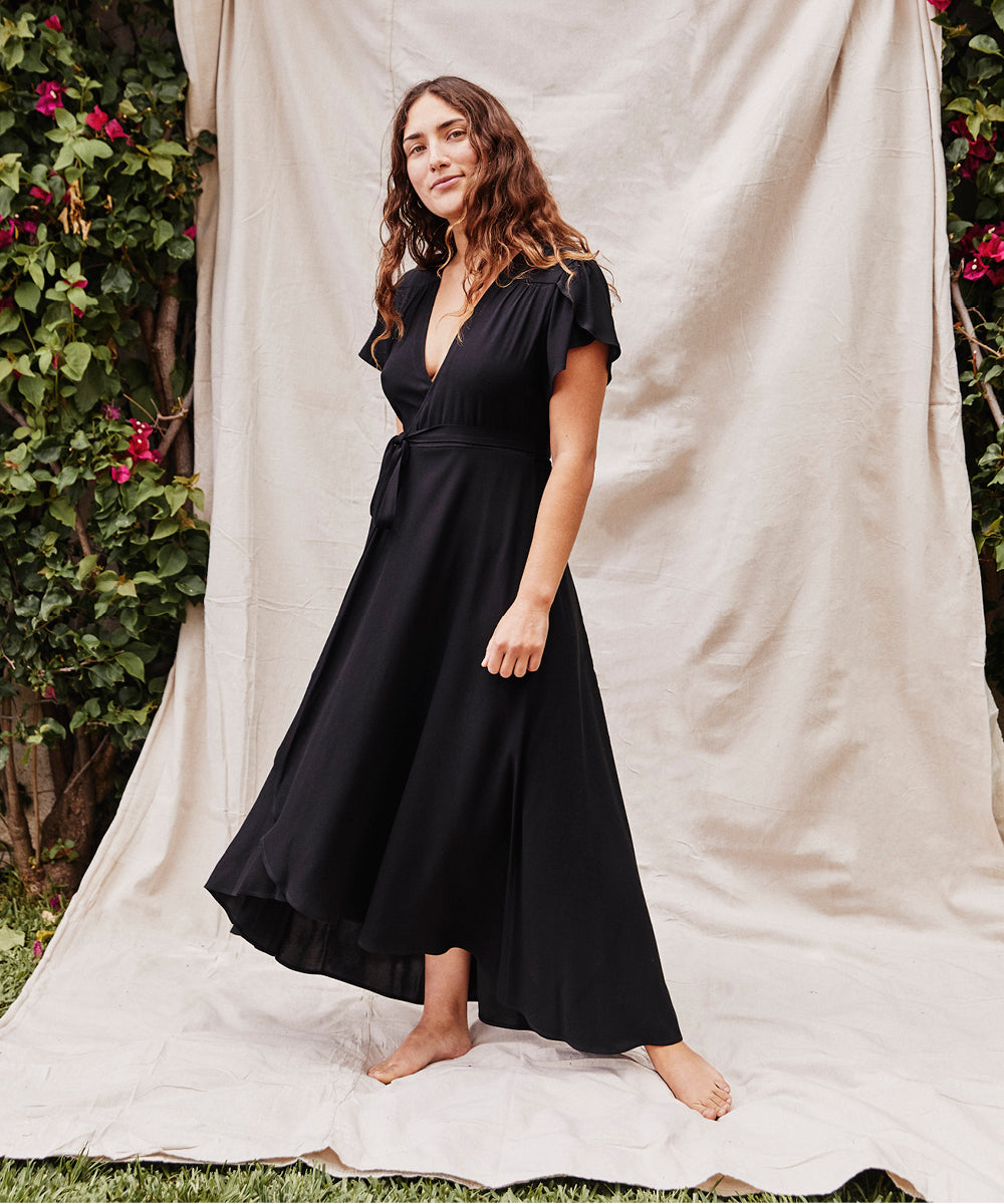 The Autumn Dress Petites | Night