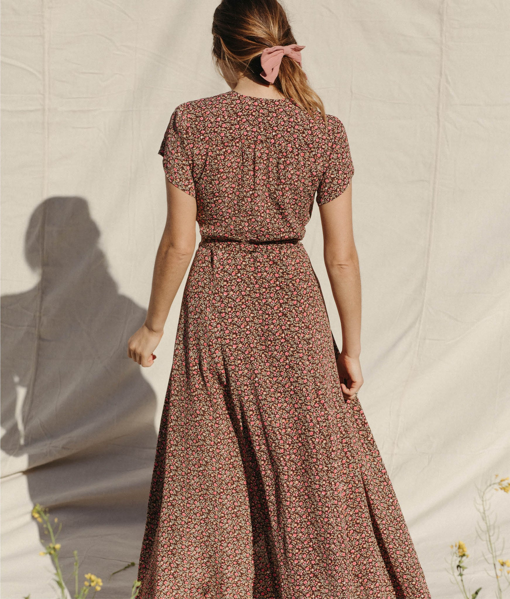 The Autumn Dress | Astrid Vine