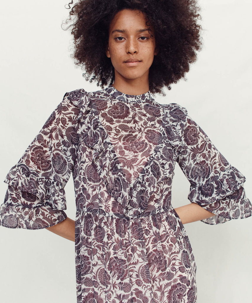 The Bijou Dress | Thistle Paisley
