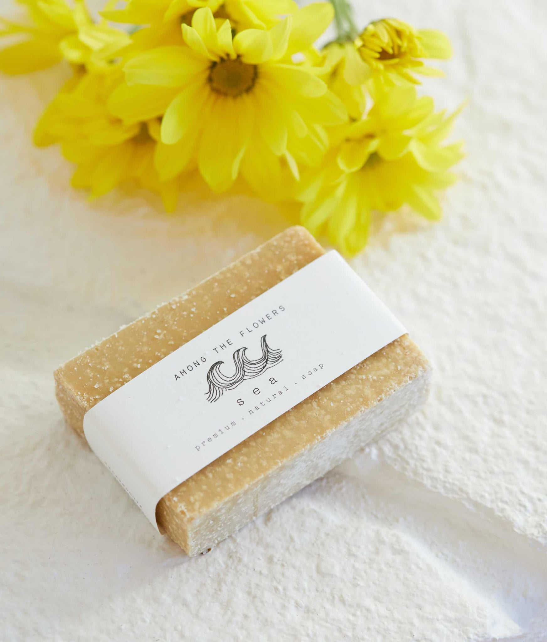 Among the Flowers Bar Soap (Individual Assorted Scents)