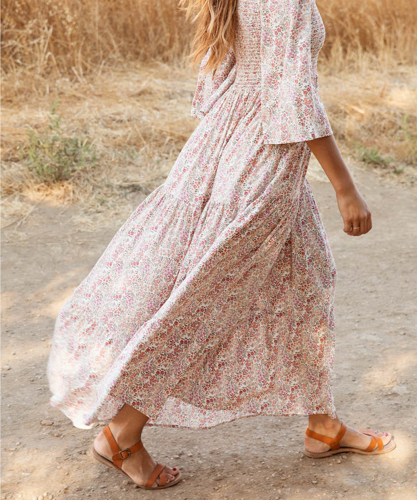 The Basil Dress | Summer Roan