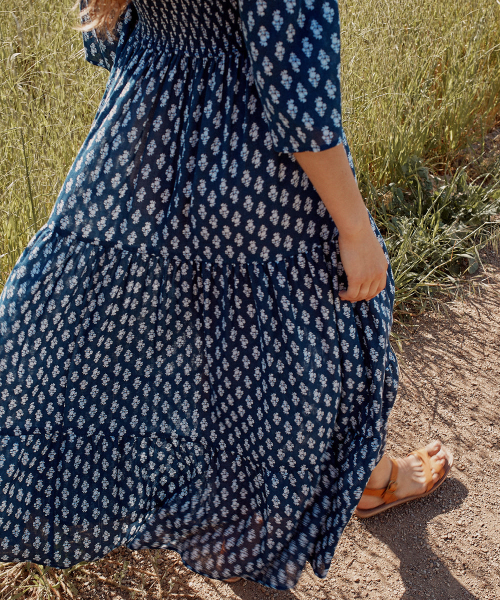 The Basil Dress | Sea Block