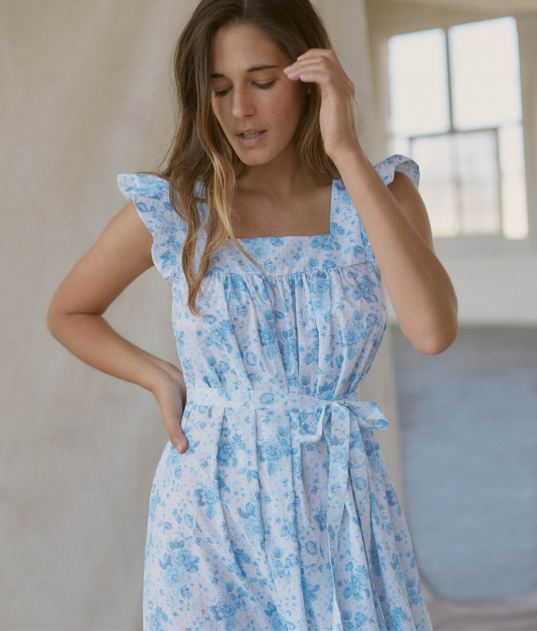 The Benny Dress | Bellflower