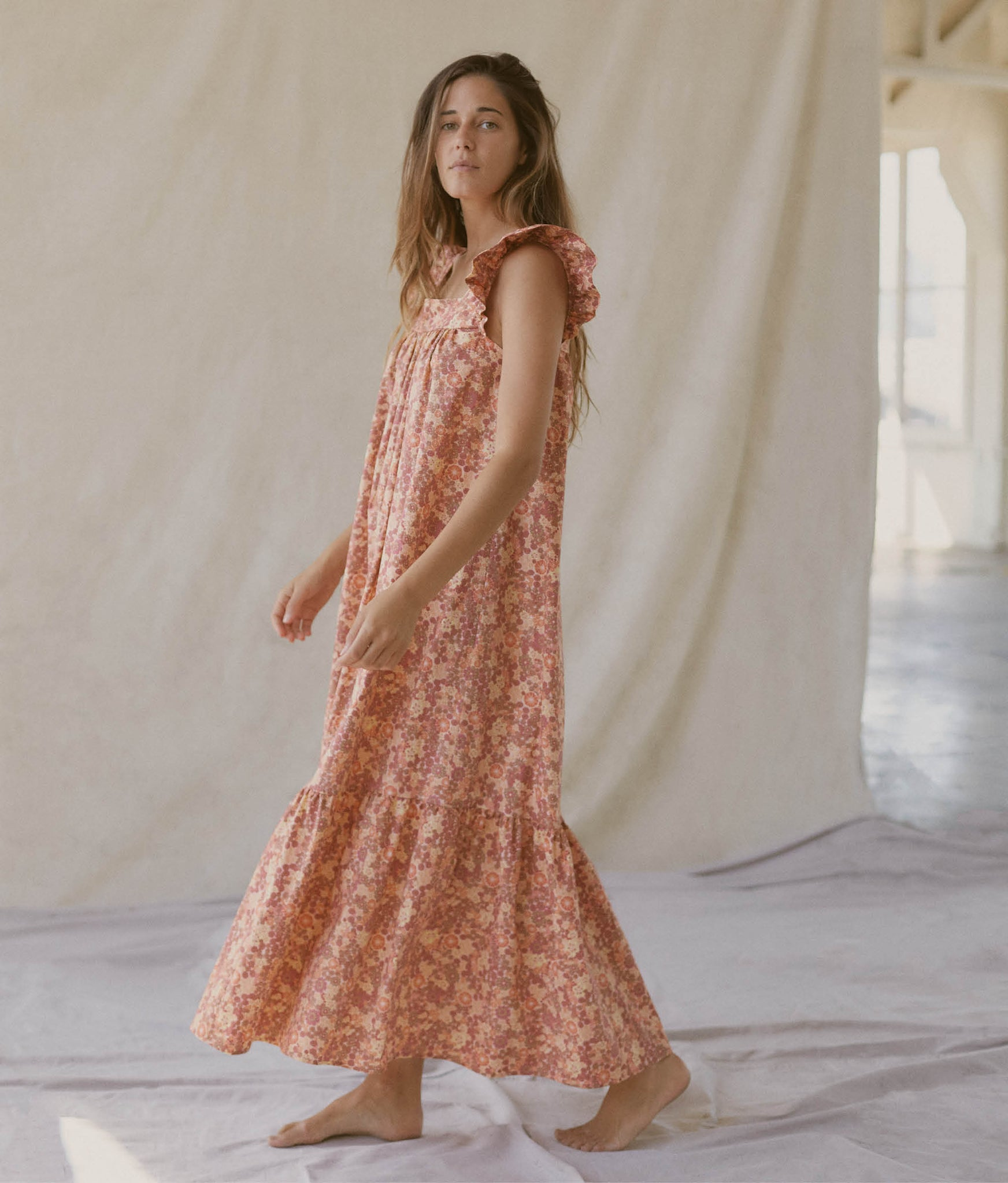 The Benny Dress | Vintage Floral