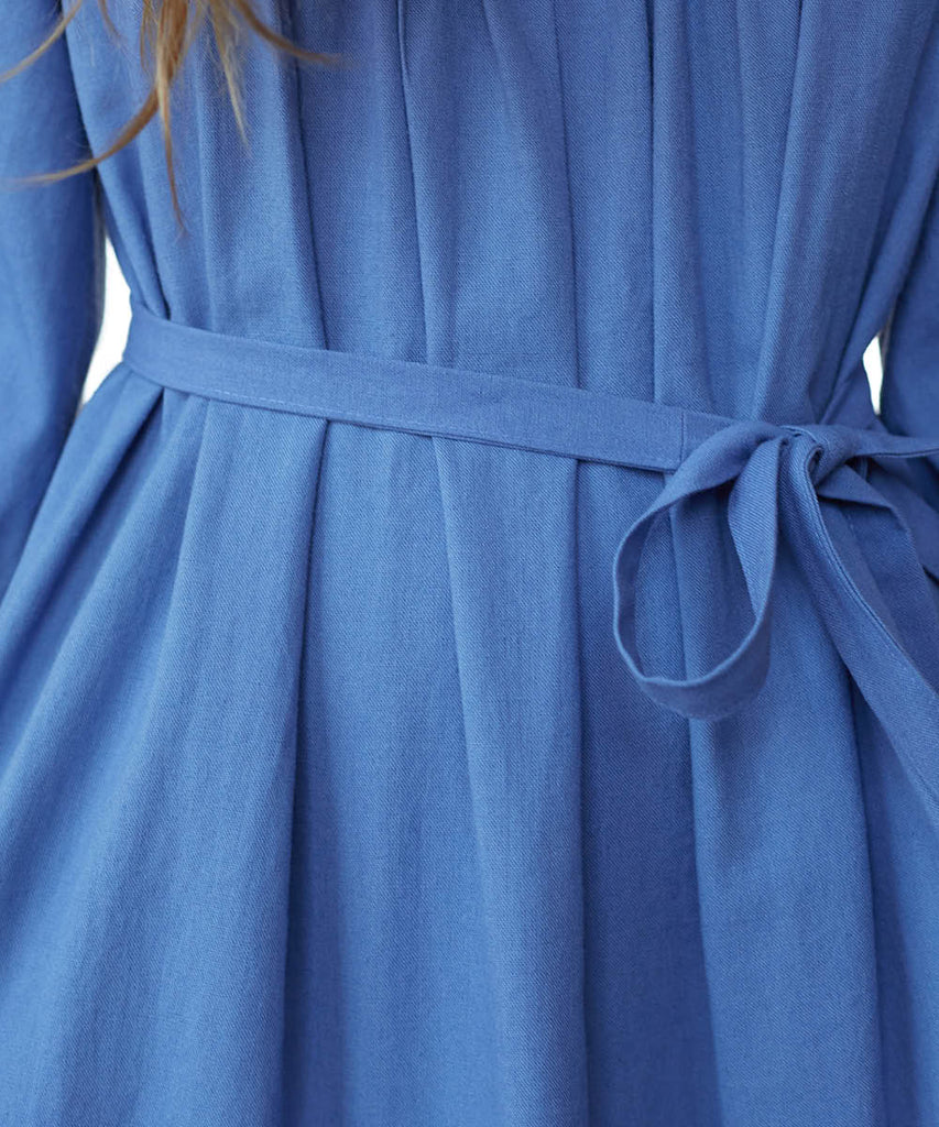 The Bianca Dress | Cerulean Linen