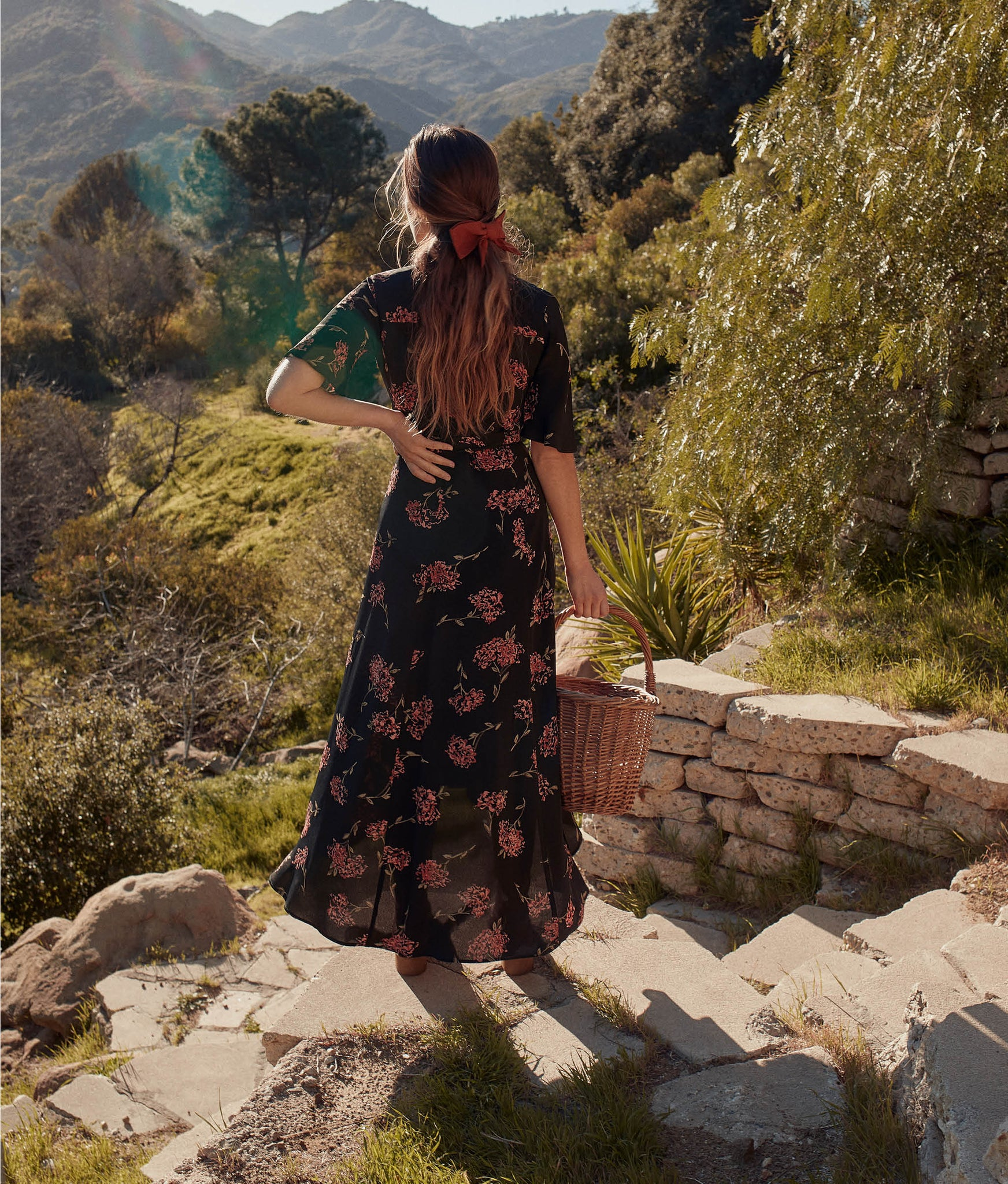 The Bluebell Dress | Thulian Garden